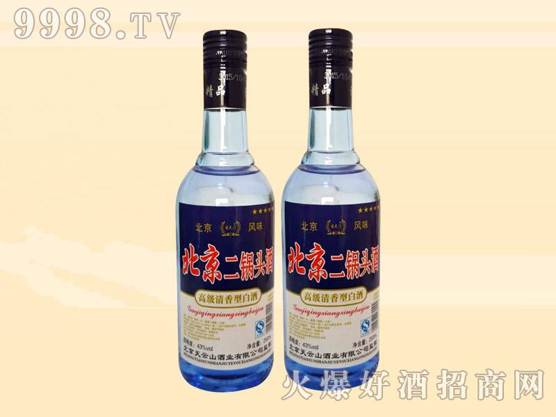 玄武门北京二锅头酒248ml