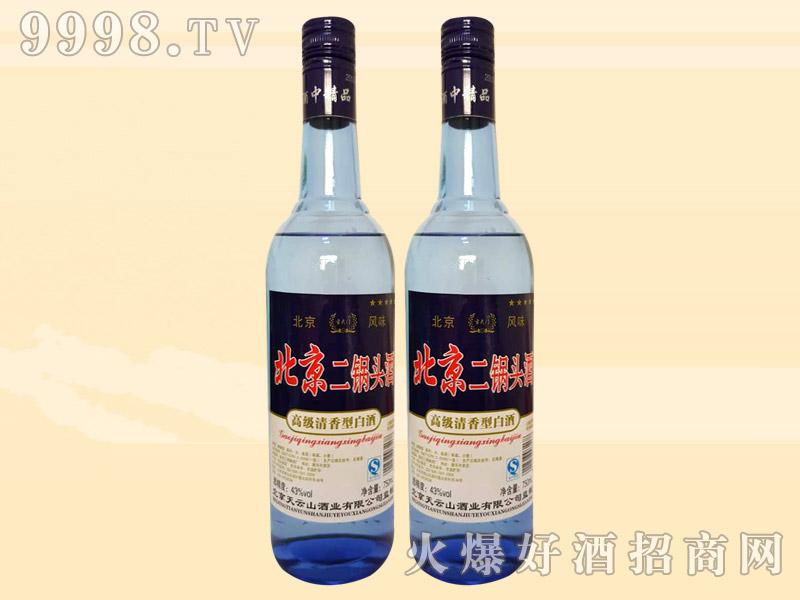 玄武门北京二锅头酒750ml