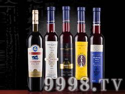 万鹭溪谷蓝莓酒