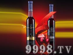 万鹭溪谷蓝莓酒・黑色诱惑385ml