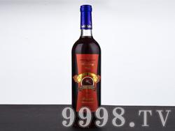 万鹭溪谷蓝莓酒・红钻750ml