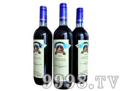 万鹭溪谷蓝莓酒・皇家贵族750ml