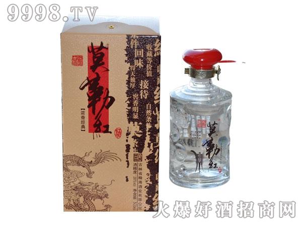 莫勒红酒38度500ml(白瓶)