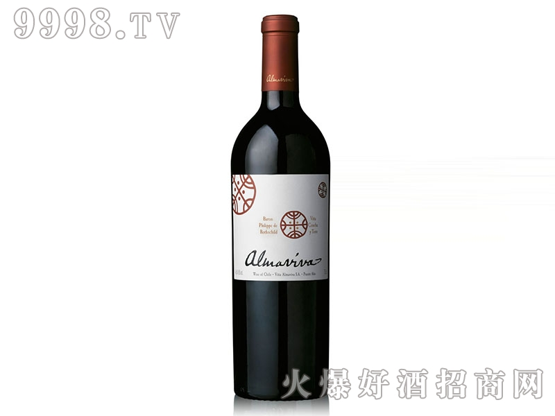 智利酒王干红葡萄酒