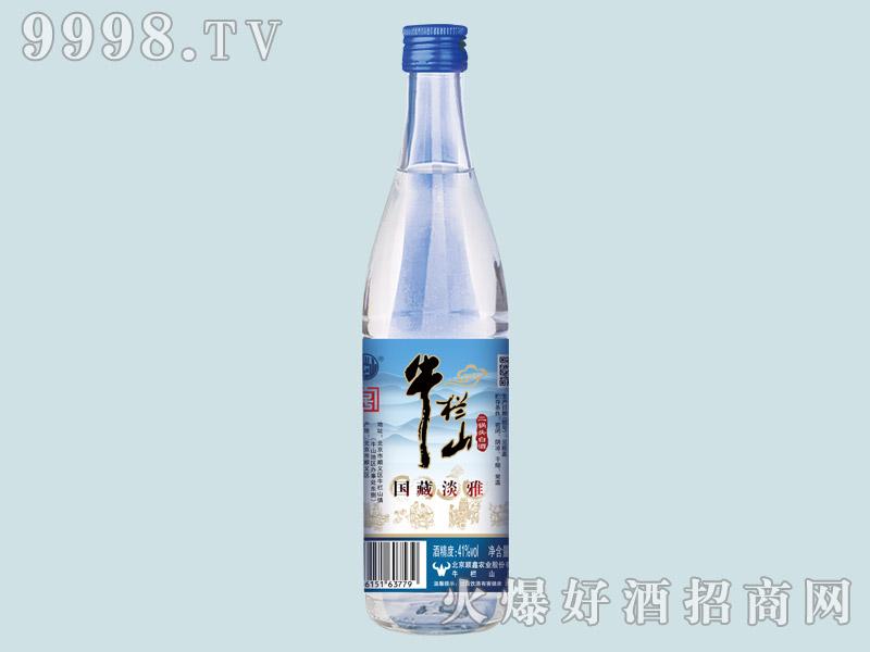 41°牛栏山二锅头(国藏淡雅)