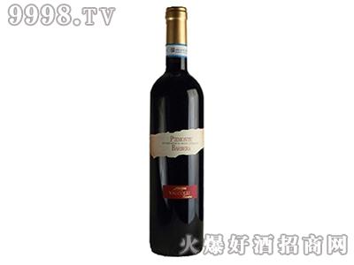 皮埃蒙特巴贝拉干红葡萄酒