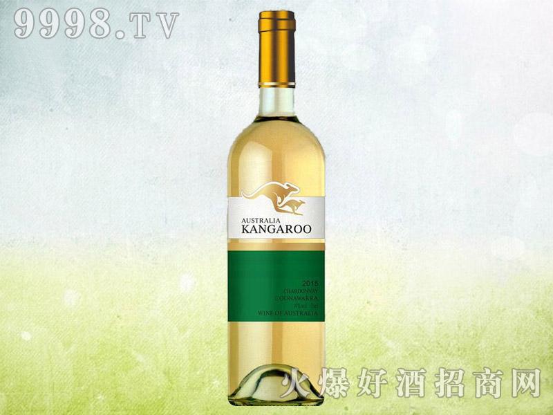 澳族袋鼠霞多丽干白葡萄酒