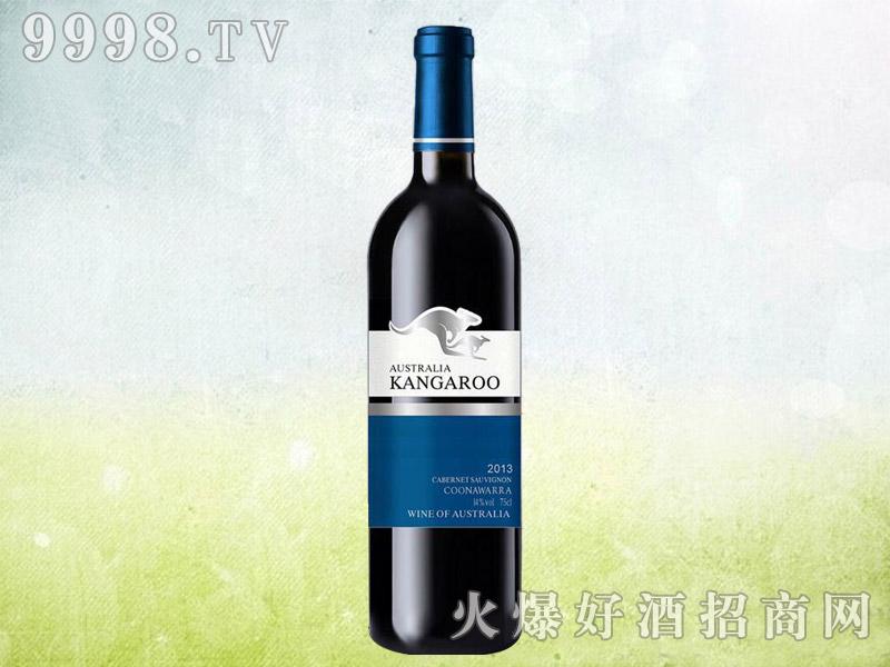 澳族袋鼠赤霞珠干红葡萄酒