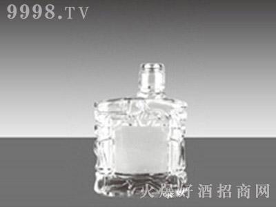郓城龙腾包装小酒瓶FC-052歪瓶-125ml