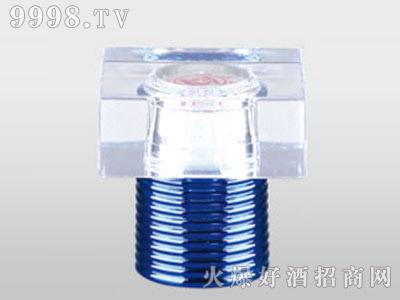 郓城龙腾包装酒瓶盖G065方形水晶