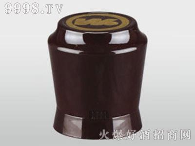 郓城龙腾包装酒瓶盖G055深咖