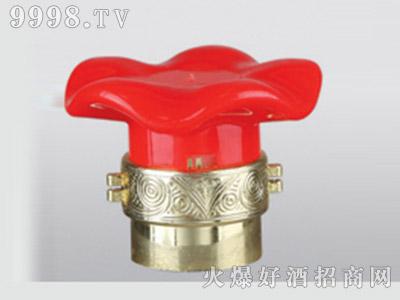 郓城龙腾包装酒瓶盖G053红花