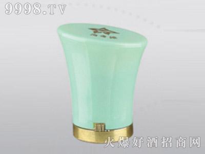 郓城龙腾包装酒瓶盖G047翡翠绿