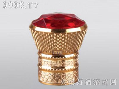 郓城龙腾包装酒瓶盖G051金标水晶红