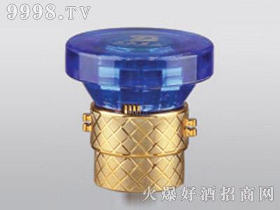 郓城龙腾包装酒瓶盖G044蓝标