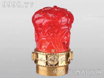 郓城龙腾包装酒瓶盖G046富贵红