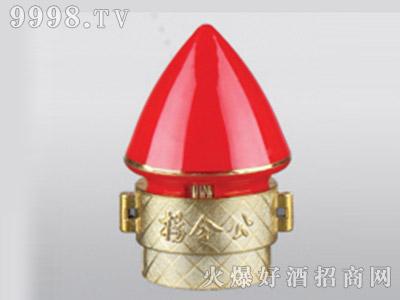 郓城龙腾包装酒瓶盖G038杨令公红标