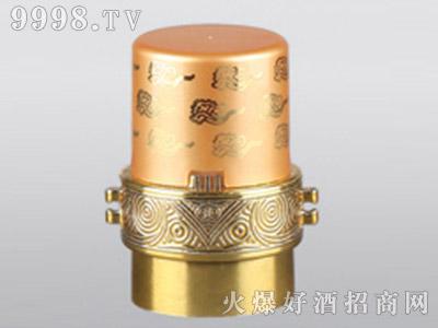 郓城龙腾包装酒瓶盖G034铜色