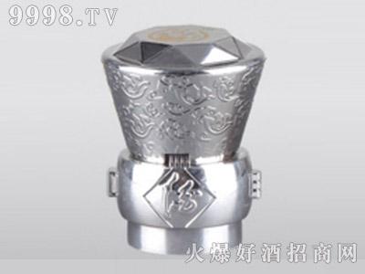 郓城龙腾包装酒瓶盖G032银色