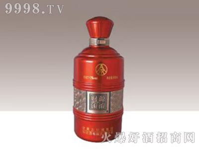 郓城龙腾包装精美雕刻瓶G049五粮液财源滚滚