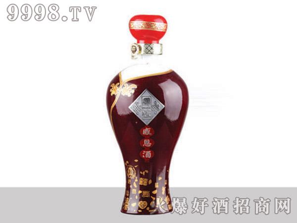郓城龙腾包装精美雕刻瓶X041感恩酒