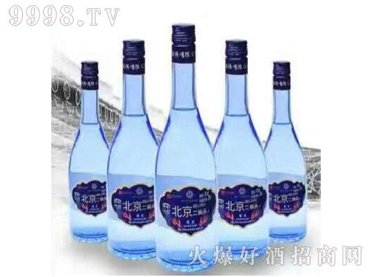 北京二锅头酒・蓝柔
