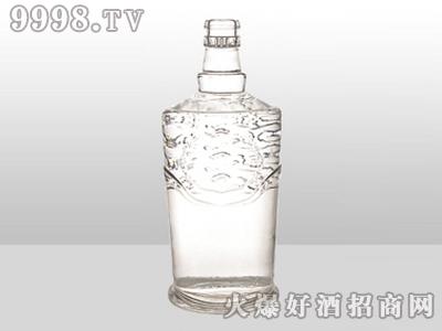 华信高白玻璃瓶梦之蓝ZH-936 500ml