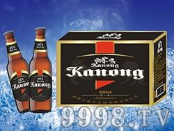 卡农啤酒雷司令330ml棕瓶