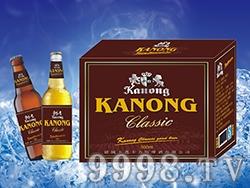 卡农啤酒经典500ml