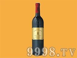拉图布鲁纳干红葡萄酒2008