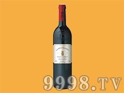 拉图布鲁纳干红葡萄酒2007