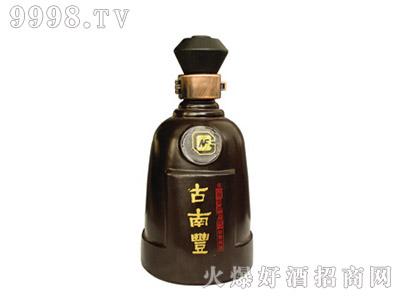 郓城龙腾包装精美雕刻瓶C-207古南丰