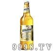 乌苏纯生啤酒520ml