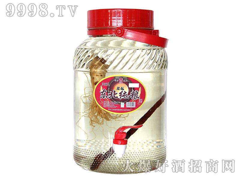 凤城时代东北纯粮酒桶装5