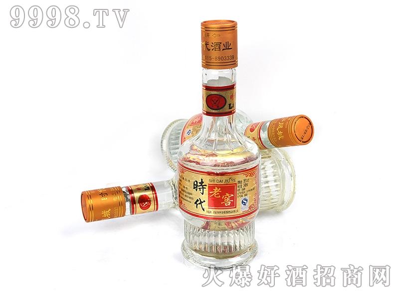凤城时代老窖酒36度268ml