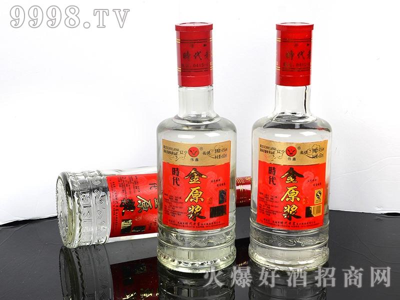 凤城时代老窖酒金原浆42度450ml