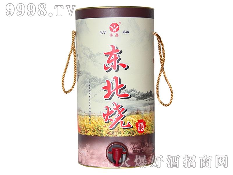凤城时代酒东北烧5L