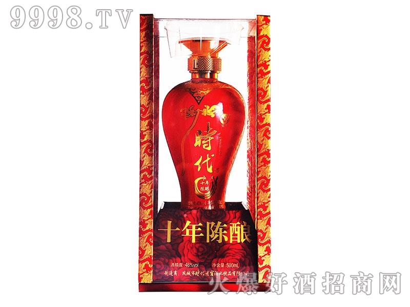 凤城时代酒十年陈酿42°500ml
