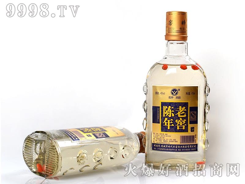 凤城时代陈年老窖酒枸杞40度475ml