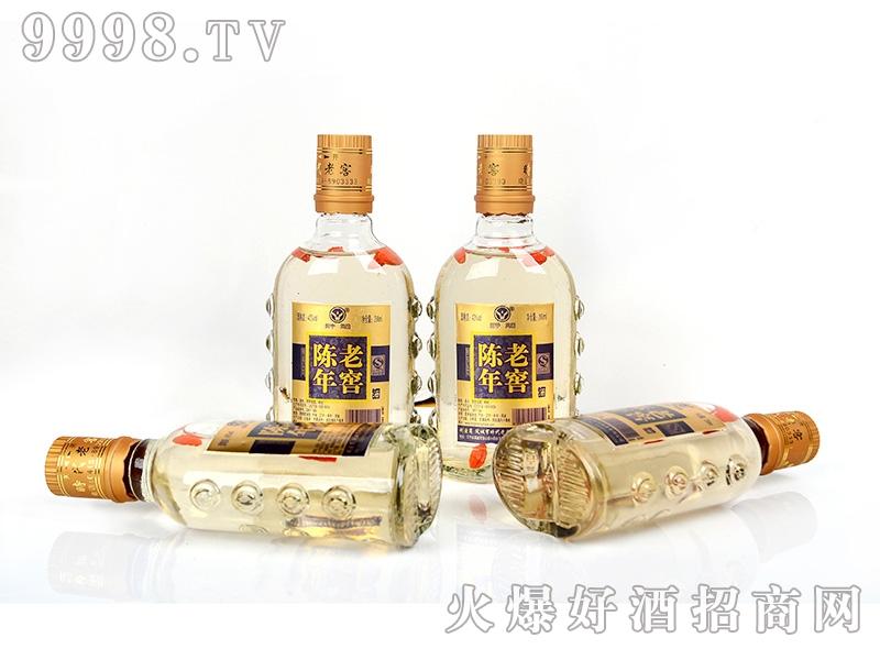 凤城时代陈年老窖酒40°200ml