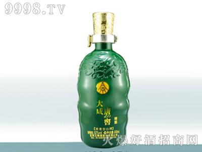 郓城龙腾包装精美雕刻瓶C-071大成唐窖