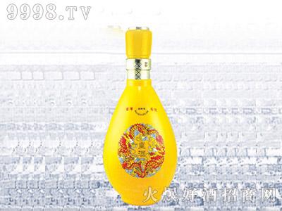 郓城龙腾包装精美雕刻瓶C-050皇酒