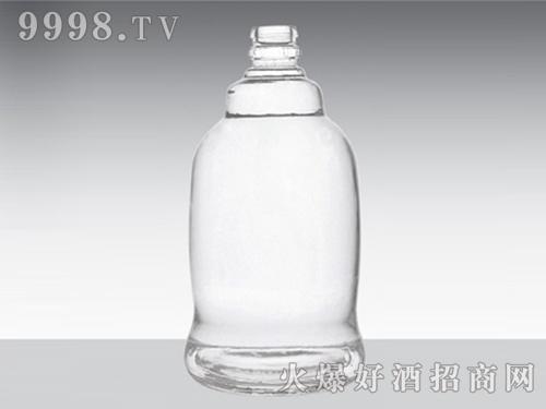 高白玻璃酒瓶凤城老窖HM-747-650ml