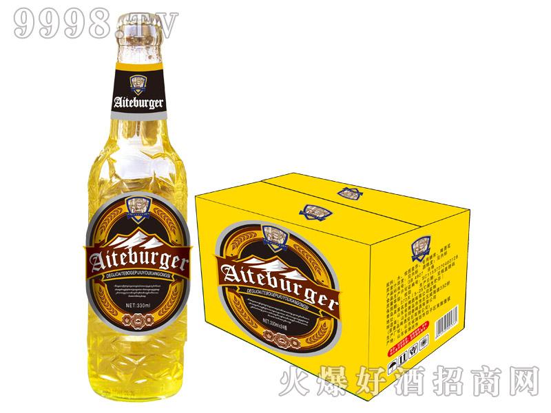 艾特博格啤酒330mlx24瓶(黄)