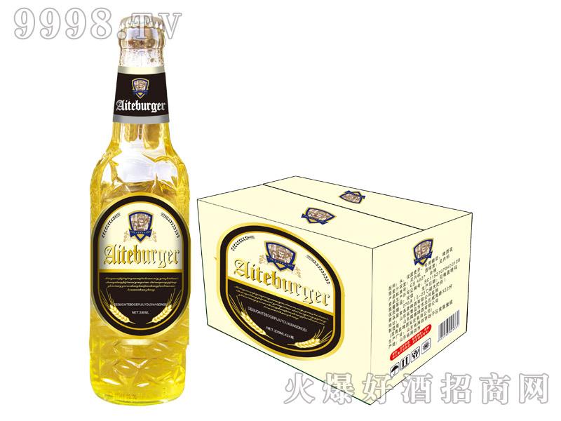 艾特博格啤酒330mlx24瓶(黑)