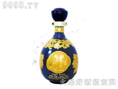 郓城龙腾包装精美雕刻瓶C-044武后