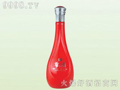 郓城龙腾包装精美雕刻瓶C-010喜顺