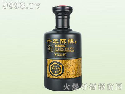 郓城龙腾包装精美雕刻瓶C-004陈酿