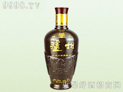 郓城龙腾包装精美雕刻瓶C-003泸州