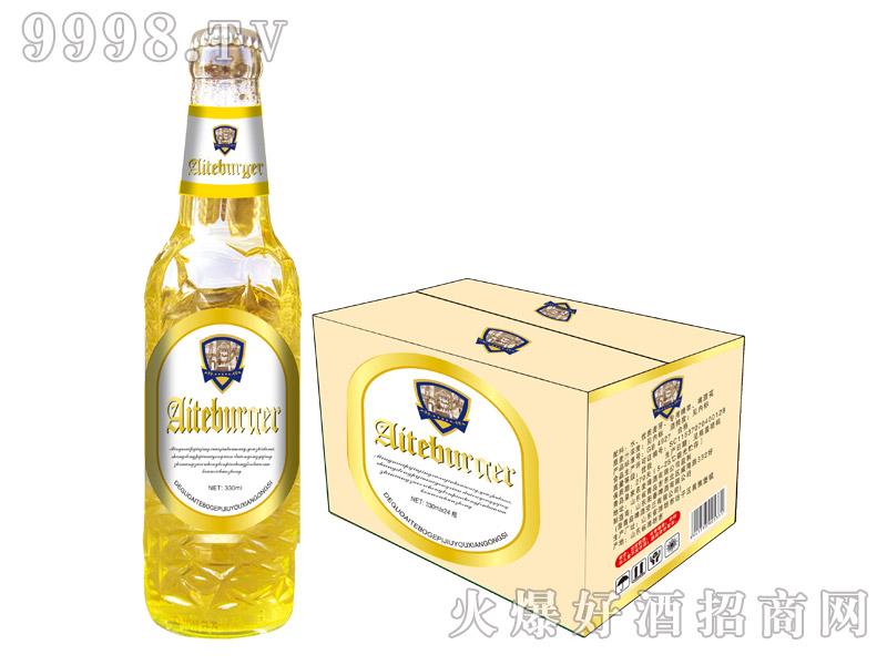 艾特博格啤酒330mlx24瓶(白)